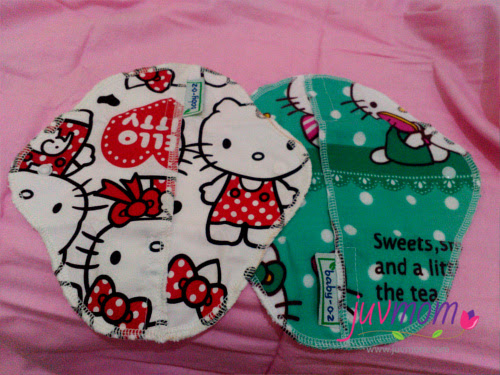 Review Menspad : Pantyliner Hello Kitty