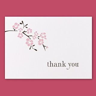 Etiquette for Wedding Thank You Cards ~ Learn Wedding Etiquette