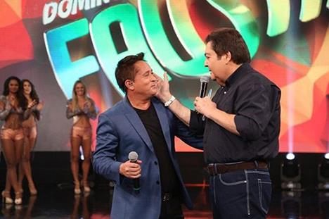 BarDoLeo no programa Domingão do Faustão 1 5 2016