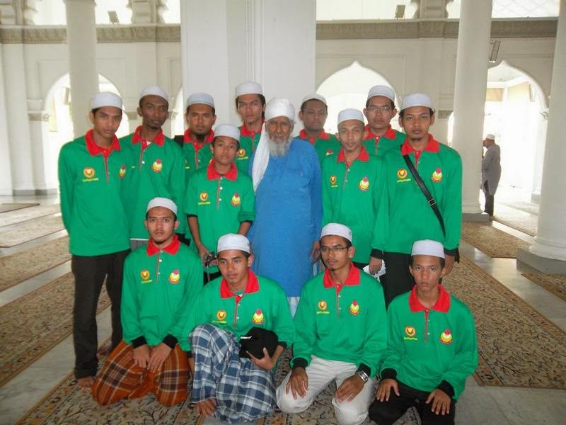 Syeikh Bukhari Masjid Kapitan Keling Pulau Pinang