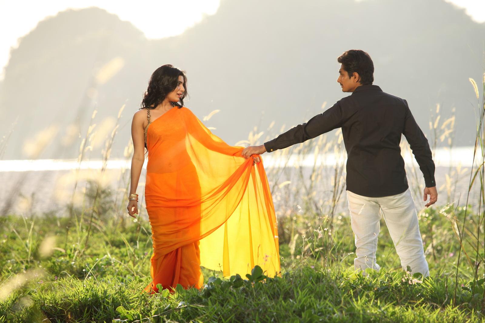 Sidharth Samantha starring Jabardast Movie Stills Gallery
