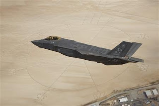 F-35 forced to land in Texas en route to Nevada air base