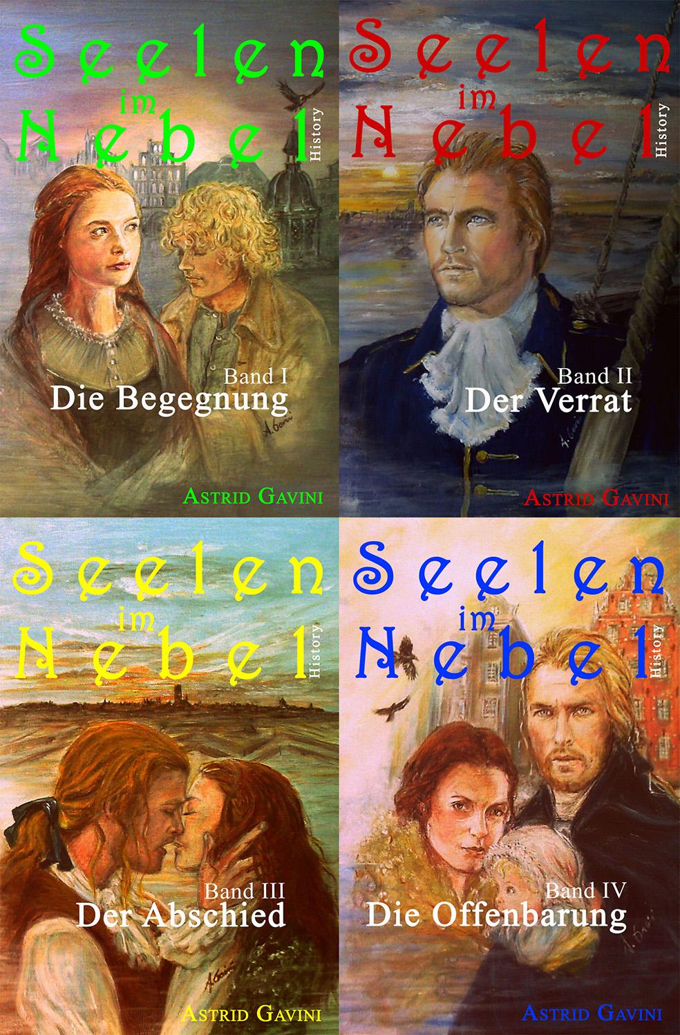 Historische Buchreihe