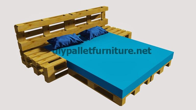 Moved permanently - Como hacer una cama con palets ...