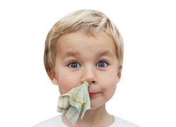 Informatii medicale despre sangerarea nazala la copii (epistaxis)