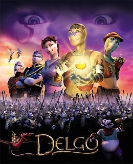 Delgo (2008) Español Latino