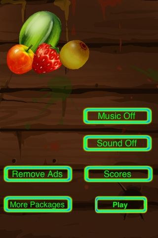 Fruit Smasher! Free App Game By NextGen Entertainment