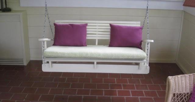 Construir con palets un sof balanc n - Sofa mecedora ...