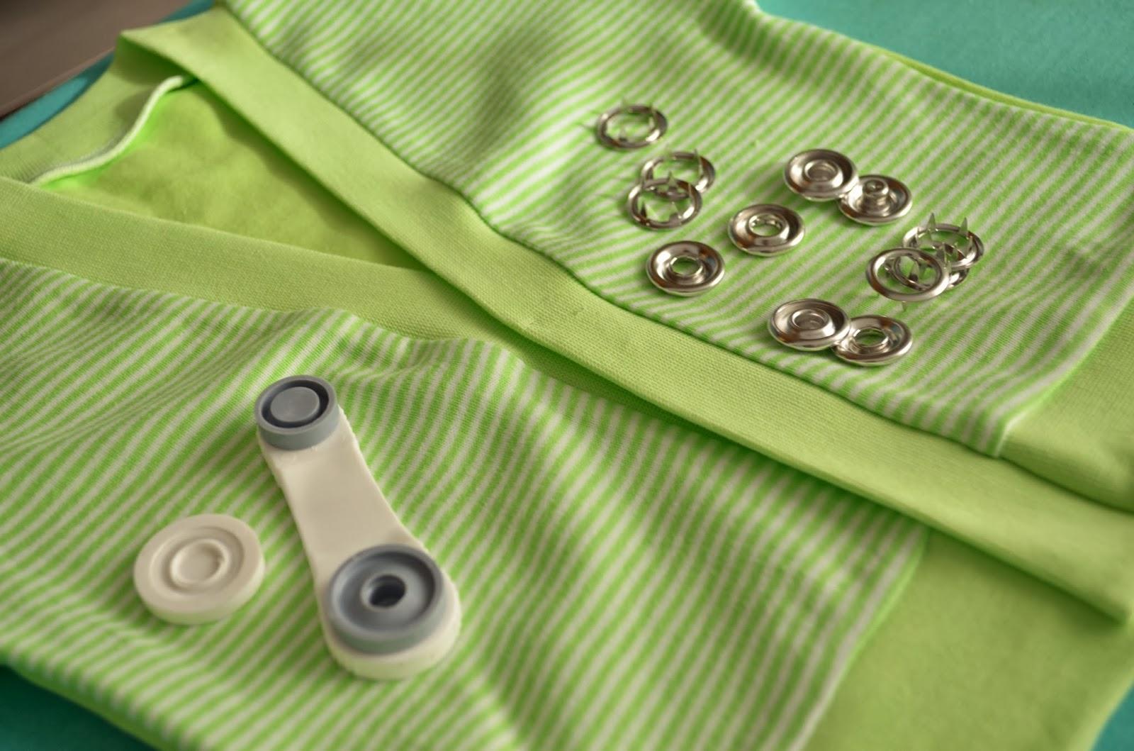 Поставить заклепки на одежду в домашних условиях