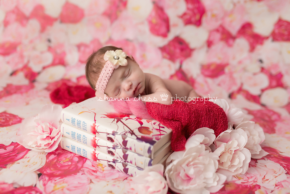 eugene and springfield oregon newborn photographer anna sheehan a long long sleep