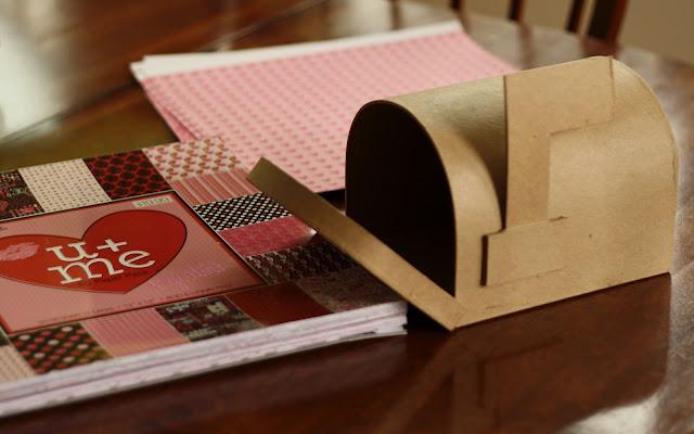hobby lobby cardboard mailbox