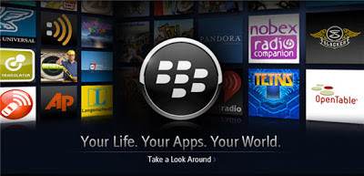 Cara Download Apilaksi Blackberry di AppWorld Dengan Laptop