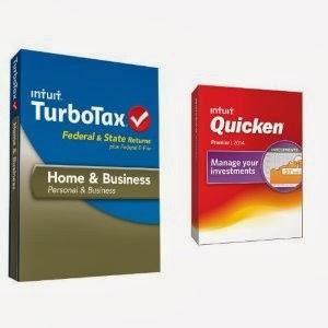 Turbotax Quicken Home & Business Bundle