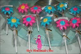 Lollychoc daisy