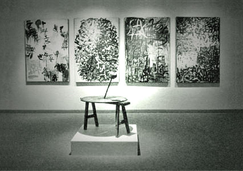Citaten Hedendaagse Kunstenaars : Hedendaagse kunst huang yong ping