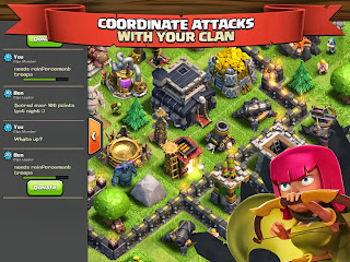 Clash of Clans v5.2.9