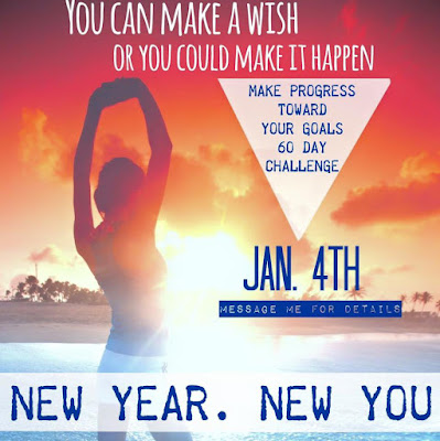 Jaime Messina, New Year New You, Challenge group, New years resolution, get in shape for new years