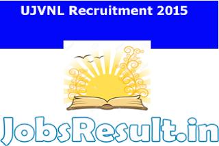 UJVNL Recruitment 2015