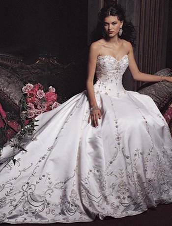 Ball Room Wedding Dress
