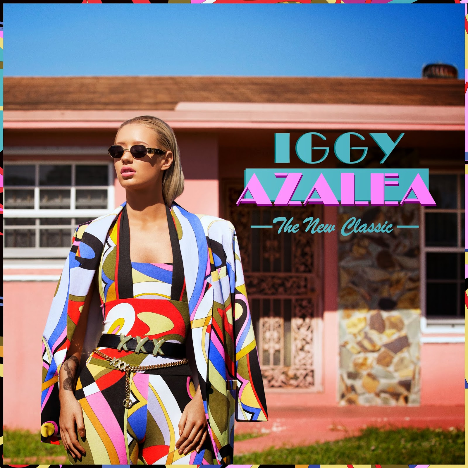 Iggy Azalea's to release highly anticipated debut album, The New Classic