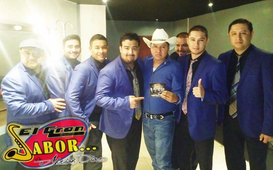 El Gran Sabor De Adrian Diaz 2016