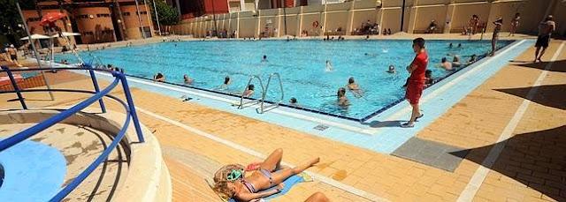 Centros municipales con piscina