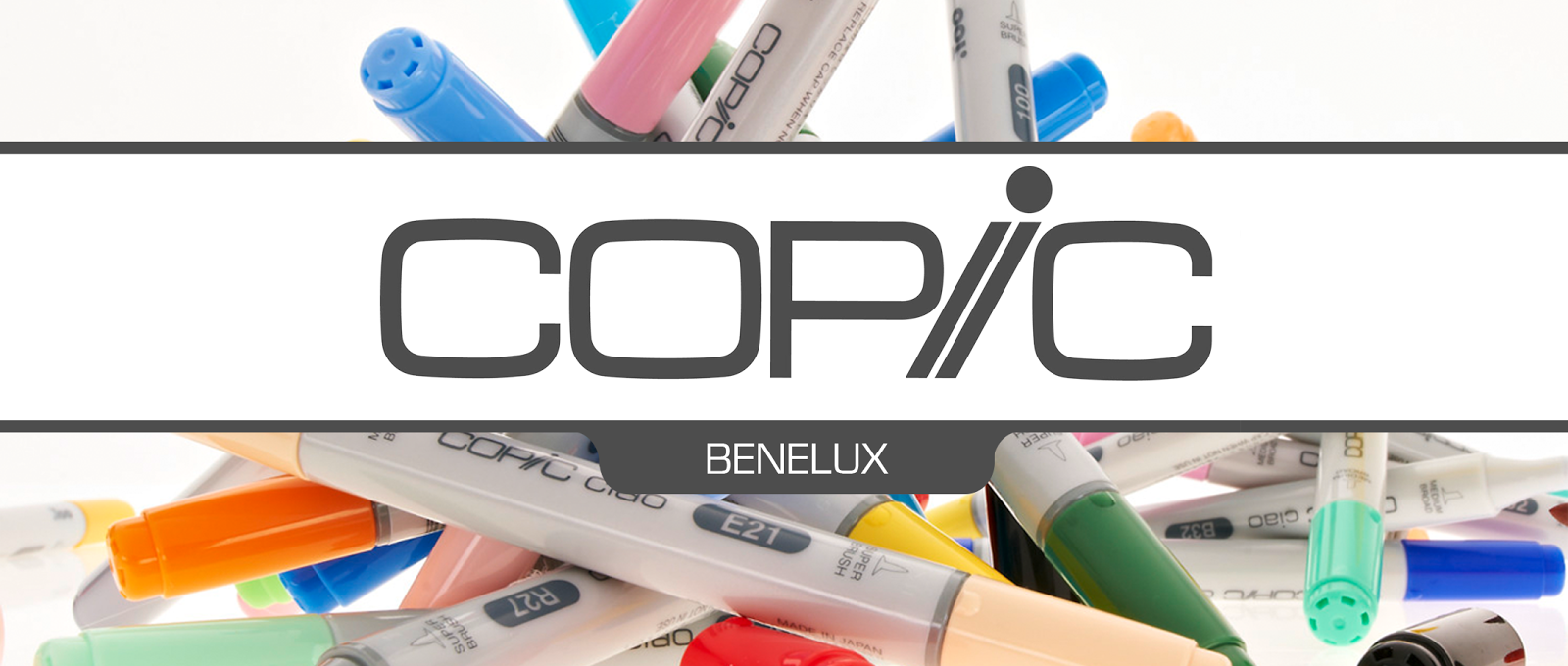Copic Marker Benelux