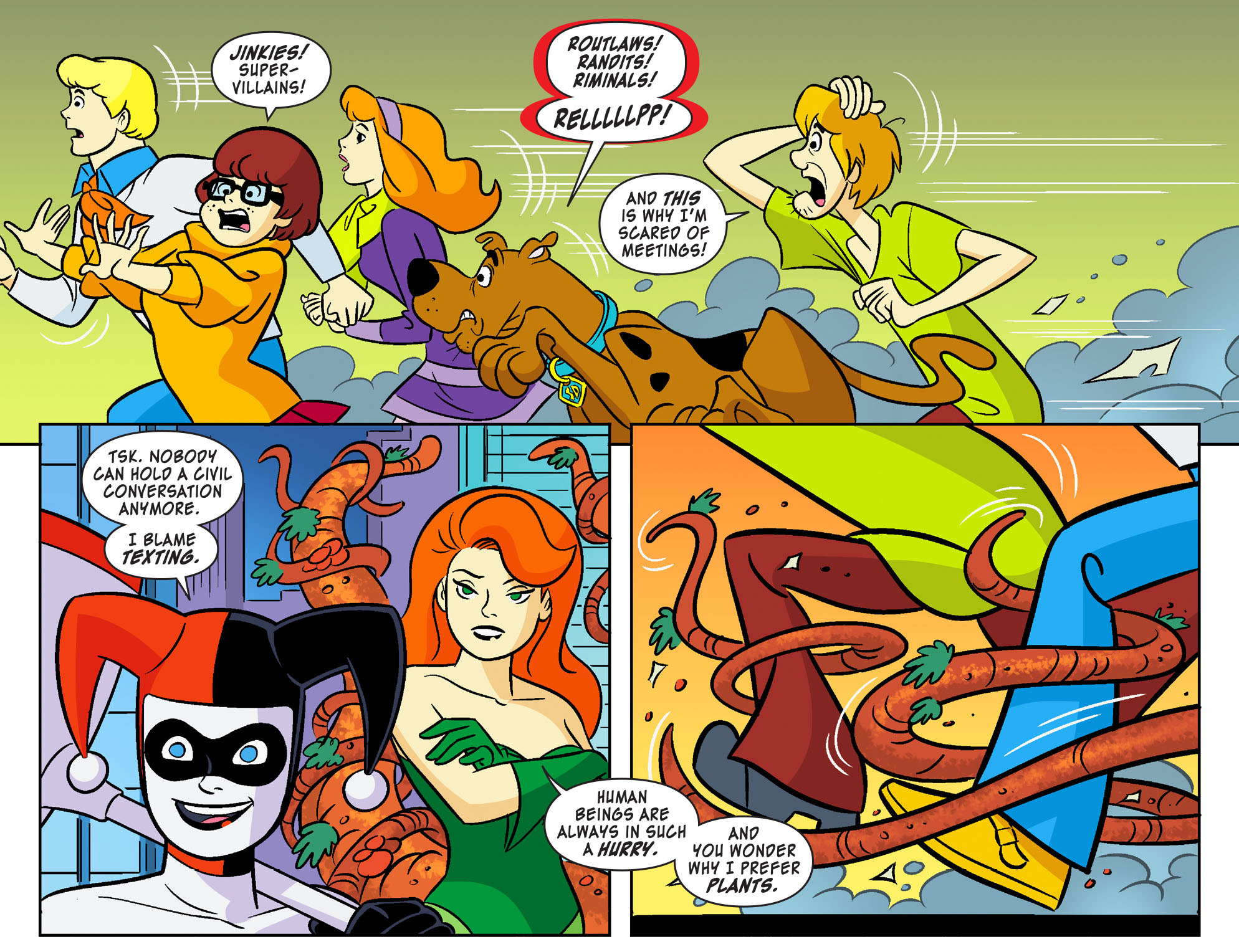 Read online Scooby-Doo! Team-Up comic -  Issue #23 - 7