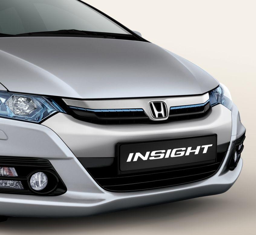 APRESENTAÇÃO: Honda Insight (MY 2012)