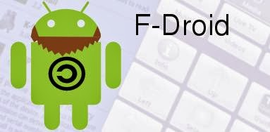 F-Droid una nueva tienda de aplicaciones android