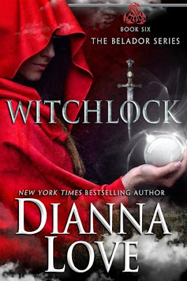 Witchlock urban fantasy by Dianna Love