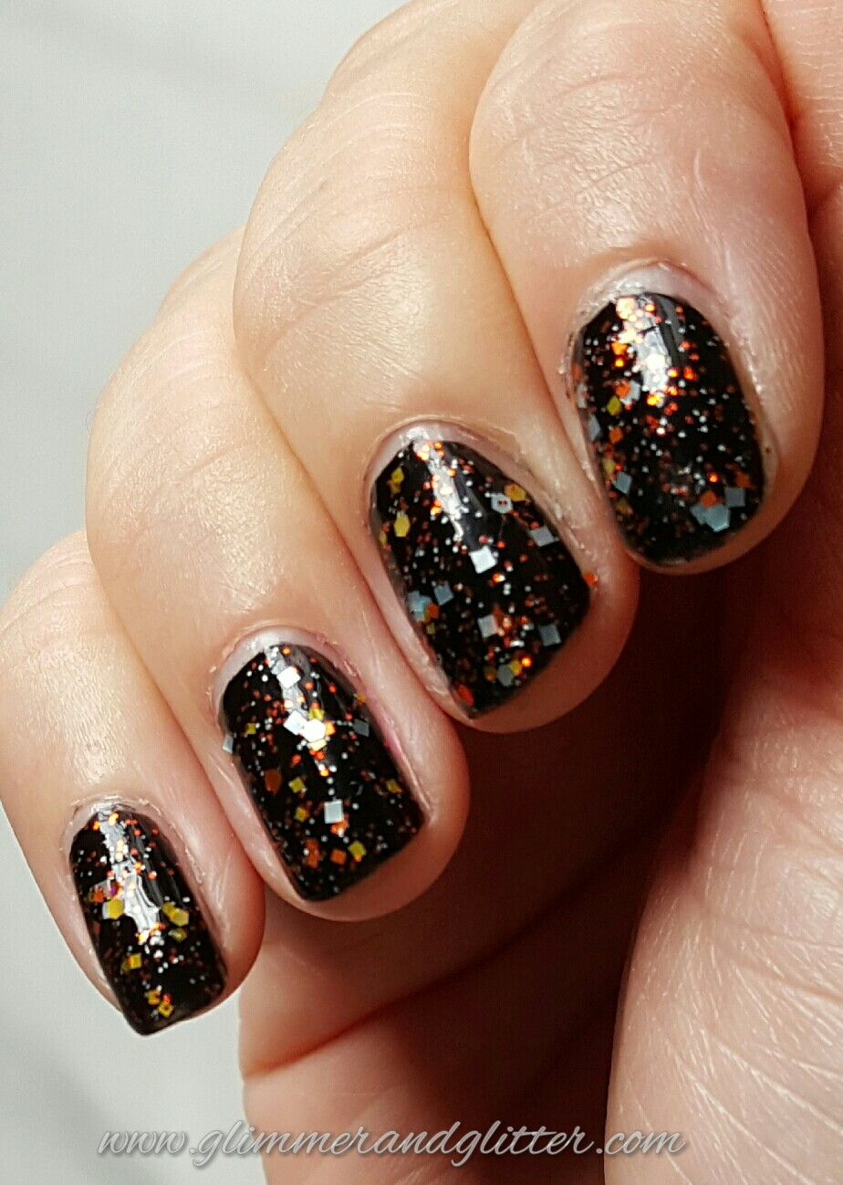 Glimmer and Glitter - A Nail Polish Blog: Hit Polish - Sunflowers by ...