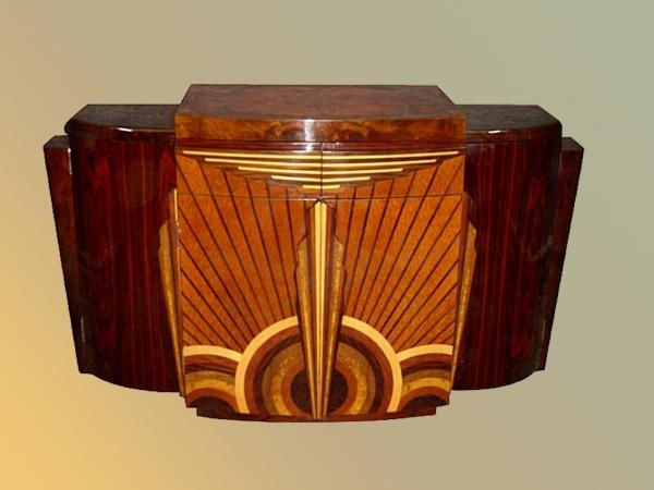 All Architecture Art Deco Furniture