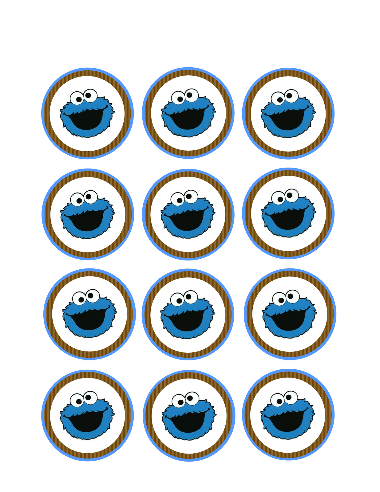 Cookie Monster Invitations was Great Sample To Make Great Invitations Card