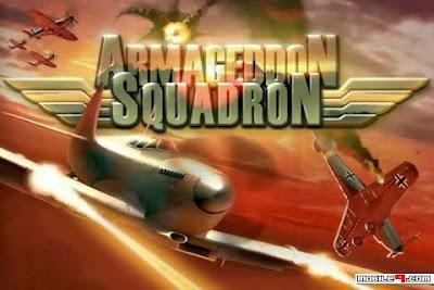 armageddon squadron, s60 v5, nokia, touch game