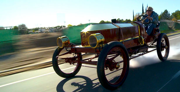 Stanley Steamer Car >> Automobile Transport: A Tour to Jay Leno's Garage