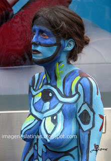 Body Art Painting