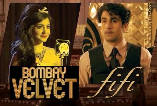 Fifi from Bombay Velvet