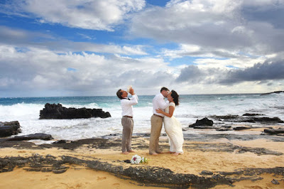 Sandy Beach Weddings