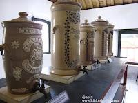 Ceramics in Kraton Yogyakarta