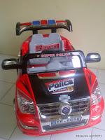 Mobil Mainan Aki DoesToys DT828 Super Police
