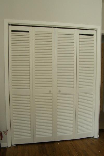 Louvre Doors - Wardrobe Cabinet Doors Wickes