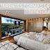 Diferentes formas de usar TV no quarto (ou em outros ambientes) - veja modelos e dicas!