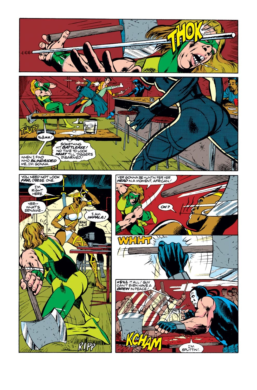 Captain America (1968) Issue #395 #328 - English 21