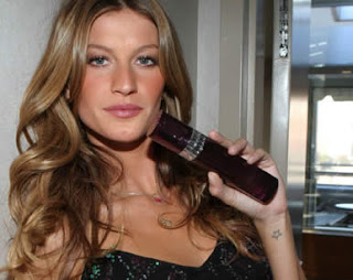 Gisele Bundchen Tattoo Designs