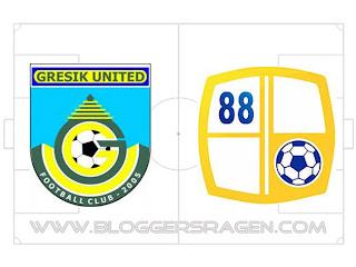 Prediksi Pertandingan Gresik United vs PS Barito Putera