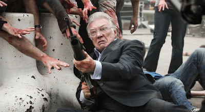 Alan Ford Cockneys vs Zombies