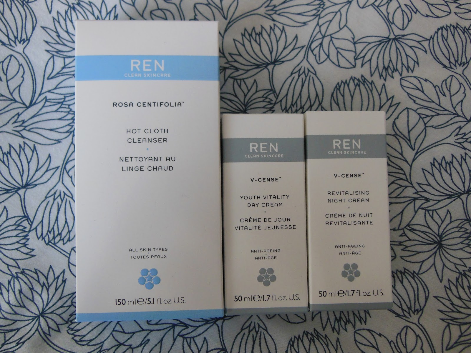 new REN product launches