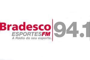 ouvir a Rádio Bradesco Esporte FM 94,1 ao vivo