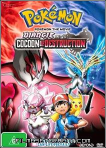Pokémon o Filme - Diancie e o Casulo da Destruição Torrent dublado